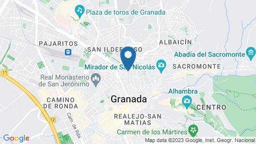 Casa Po Map