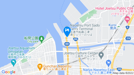 Minatoso Map