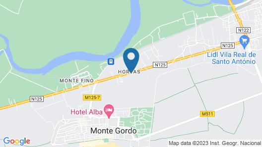 Residencial Hortamar Map