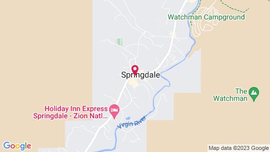 Bumbleberry Inn Map