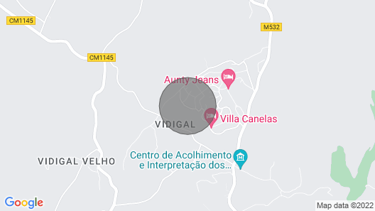 Villa Celestine Portimao Portugal Map