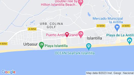 Leo Las Americas Map