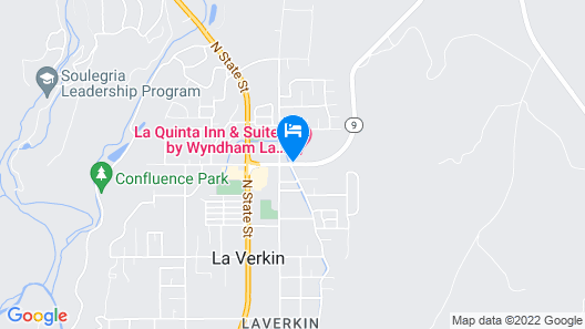 La Quinta Inn & Suites by Wyndham La Verkin-Gateway to Zion Map