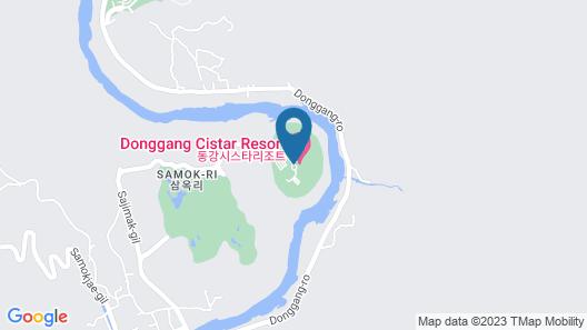 Donggang Cistar Map