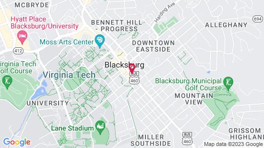 Main Street Inn Map