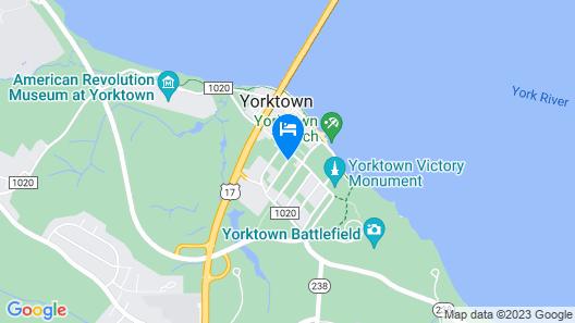 Marl Inn Bed & Breakfast Map