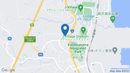 Value The Hotel Hirono Map