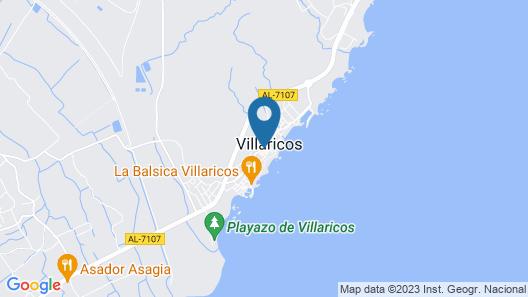 Hostal Nuria Map