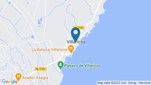 Villaricos Map