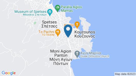 Orloff Resort Map
