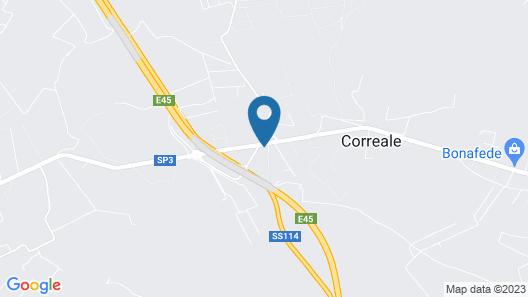 Città Della Notte Map