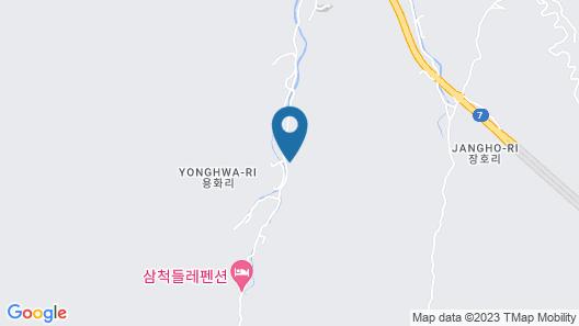 Yeondam Pension Map
