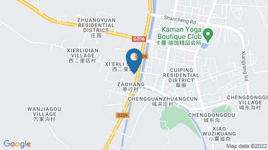 Y-yuan Guesthouse Map