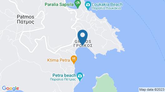 Silver Beach Map