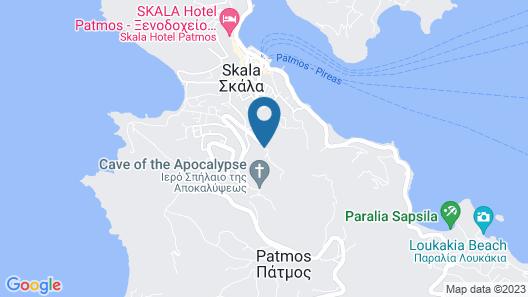 Acqua Blu Boutique Hotel Map