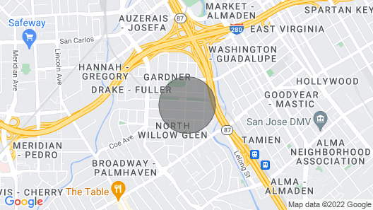 @ Marbella Lane - 3BR House | DTWN SJ | Laundry + P Map