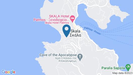 Anamar Patmos Map