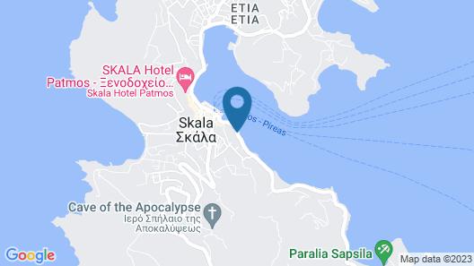 Delfini Map
