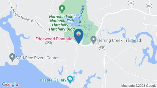 Edgewood Plantation Map