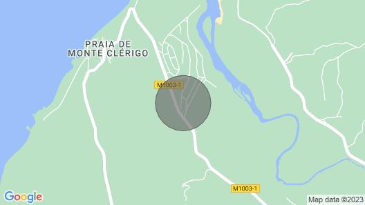 Aljezur Beach House Map