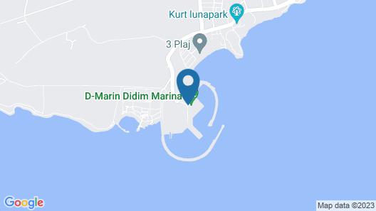 Yacht Club Map