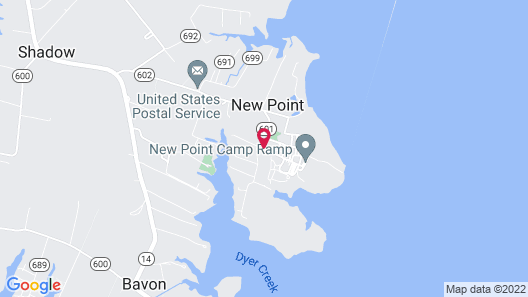 New Point RV Resort Map