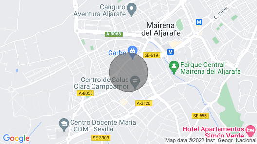 Sevilla Lifestyle Experience HSH Map
