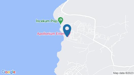 Apollonium Spa & Beach Resort Map