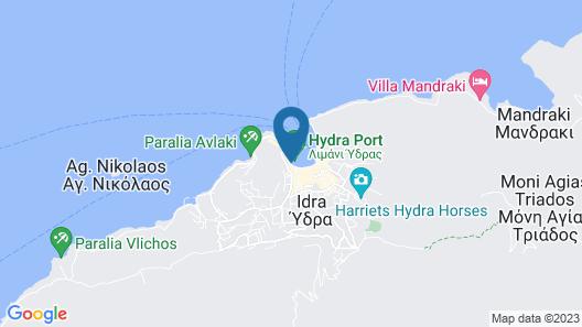 Douskos Port House Map