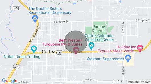 'heritage House' Near Mesa Verde & San Juan Mtns! Map