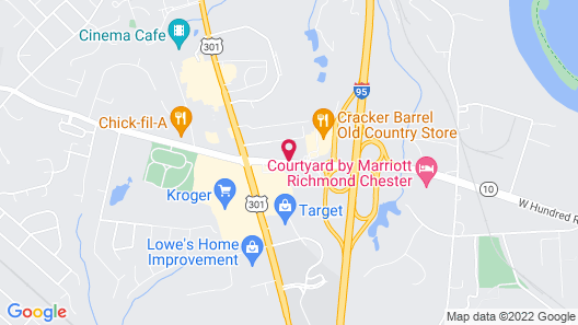 Country Inn & Suites by Radisson, Chester, VA Map