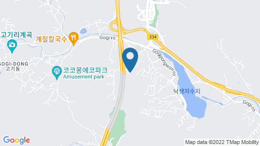 The Hue Largo Bundang Map