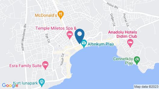 Didim Hotel Ella Map