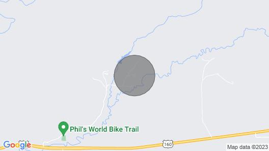 Mesa Shred at Phil's World Map