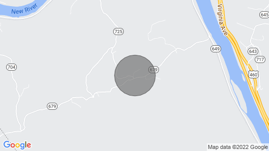 Mountain Farm Get Away Map