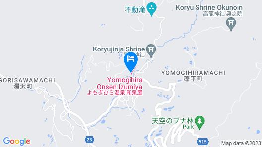 Izumiya Map