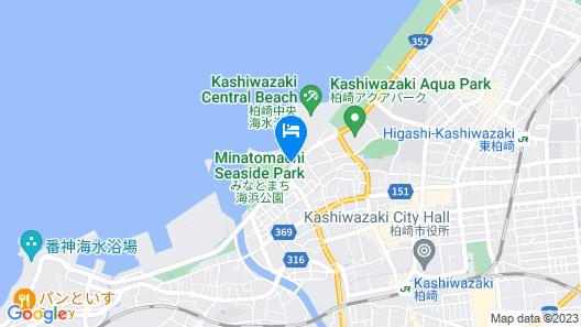 SEA Youth Rai-on Map