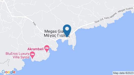 Peaceful Bay Map