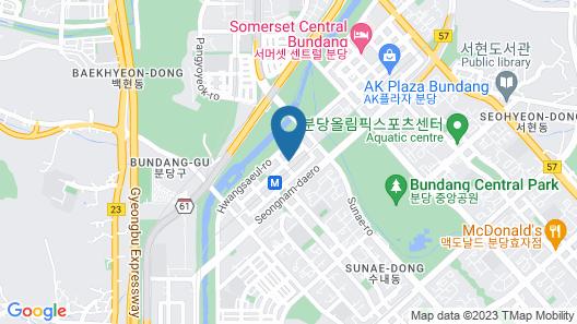 JJ Hotel Map