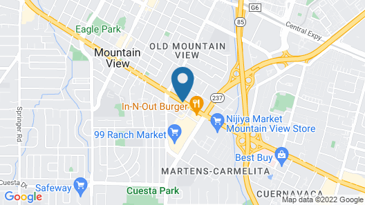 Hotel Strata Map