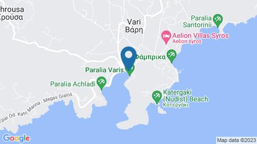 Giosifaki Map