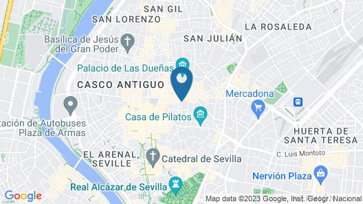 Slow Suites Setas Map