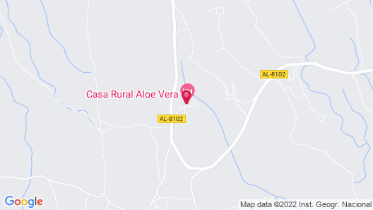 Casa Rural Aloe Vera Map