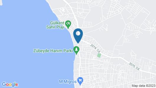 Maxeria Blue Didyma Hotel - All Inclusive Map