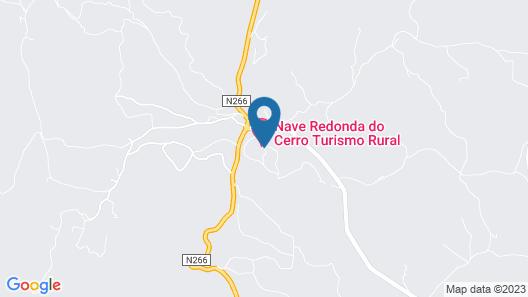 Nave Redonda do Cerro Map