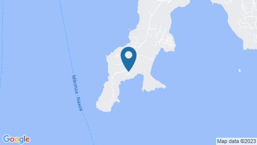 My Mykonos Retreat Map