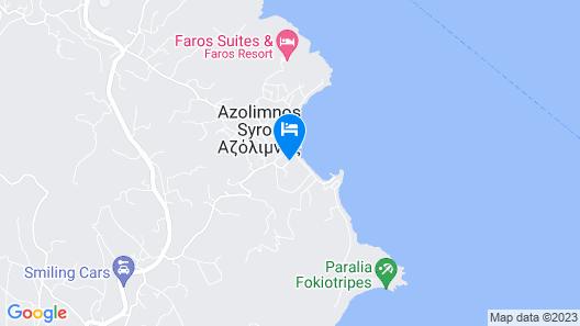 Aegean Paradiso Vacation Club Map