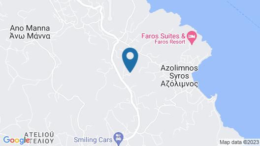 Aegean Hideaway , Rosia , 84100 Syros , Greece Map
