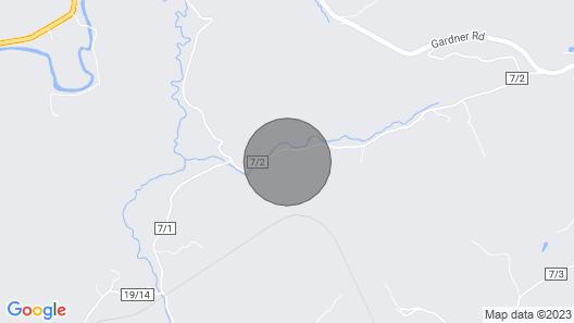 Almost Heaven Hideaway Map