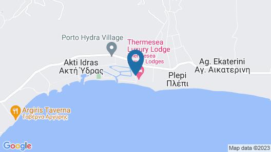 Thermesea Luxury Lodge Map